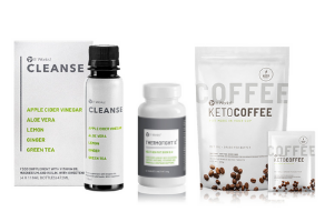 Thermofight + Cleanse + Keto Coffee