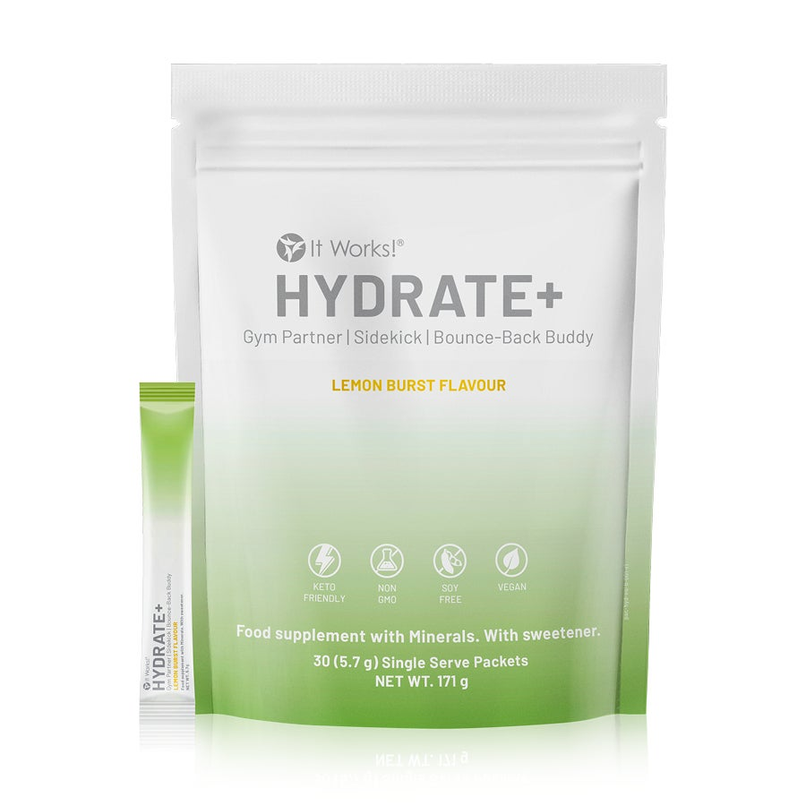 Hydrate + It works